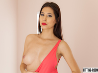Paula Shy | Busty Girl In A Lingerie Store