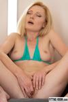 Gerda | A Supermodel In A Bikini Store
