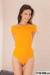Lorena G | I Wear A Thong Bodysuit & Spread My Ass