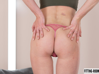 Gerda | Look At Her Lubed Pussy