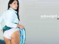 Adriana Chechik | College Girl Spreads Her Ass