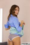 Katya Clover | Office Horny Babe