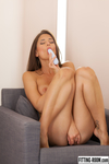 Little Caprice | Czech Slut Loves Sex Toys