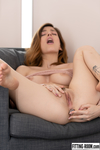 Caomei | Young Redhead Wants Anal Sex