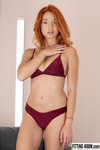 Red Fox | Horny Babe Wearing A Bikini