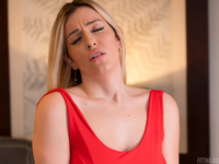 Marica Chanelle | Blonde Bombshell Shows Her G-String