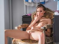 Stacy Cruz | Pink Micro Panties