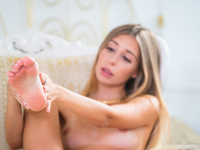 Tory Sweety | Russian Babe Loves Her Feet