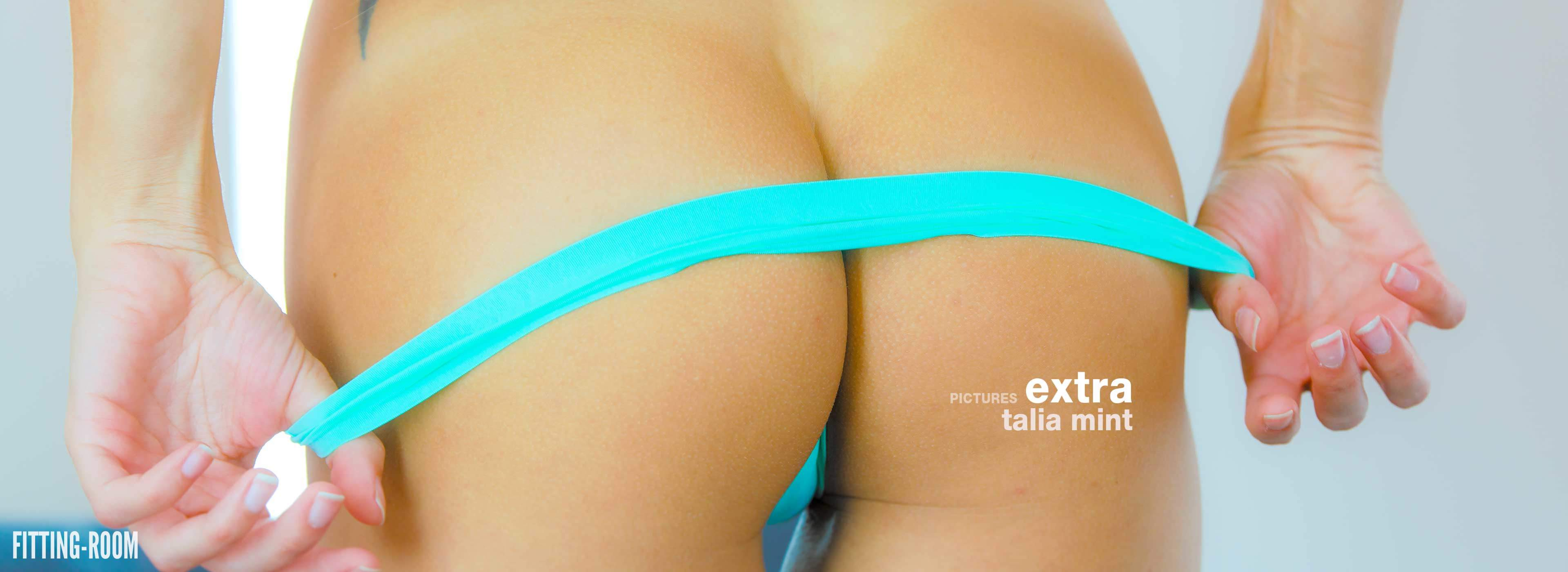 Talia Mint stepped into the fitting-room her thongs and upskirt videos and pics in the members area, where she rubs her pussy raw
