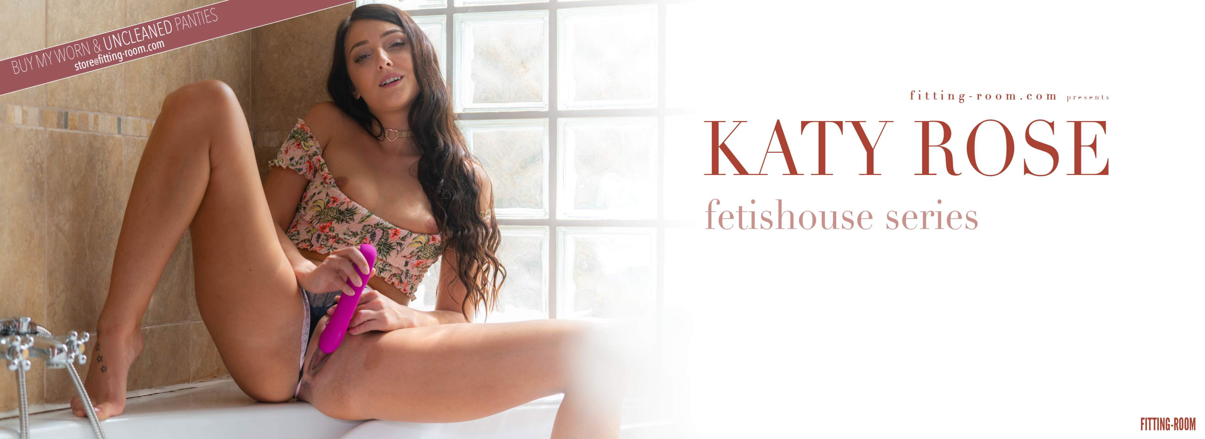 Katy Rose   Hot Panties & Wet Pussy