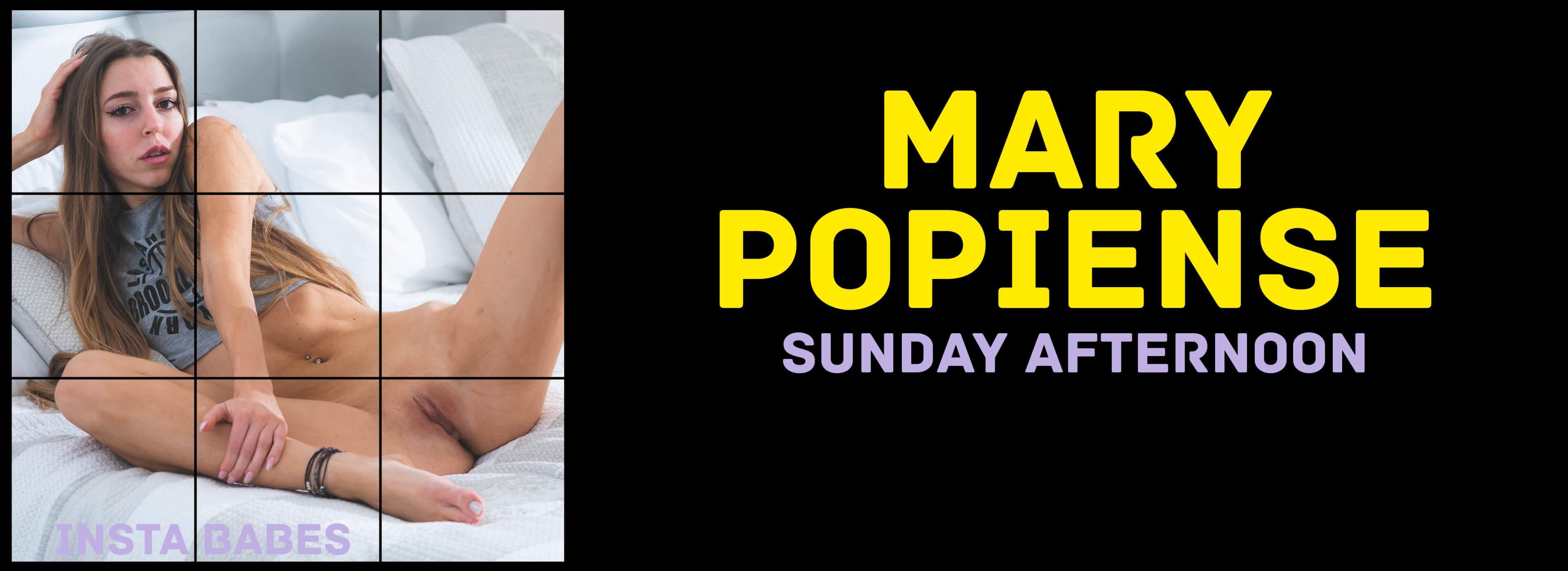 Mary Popiense | Sunday Afternoon