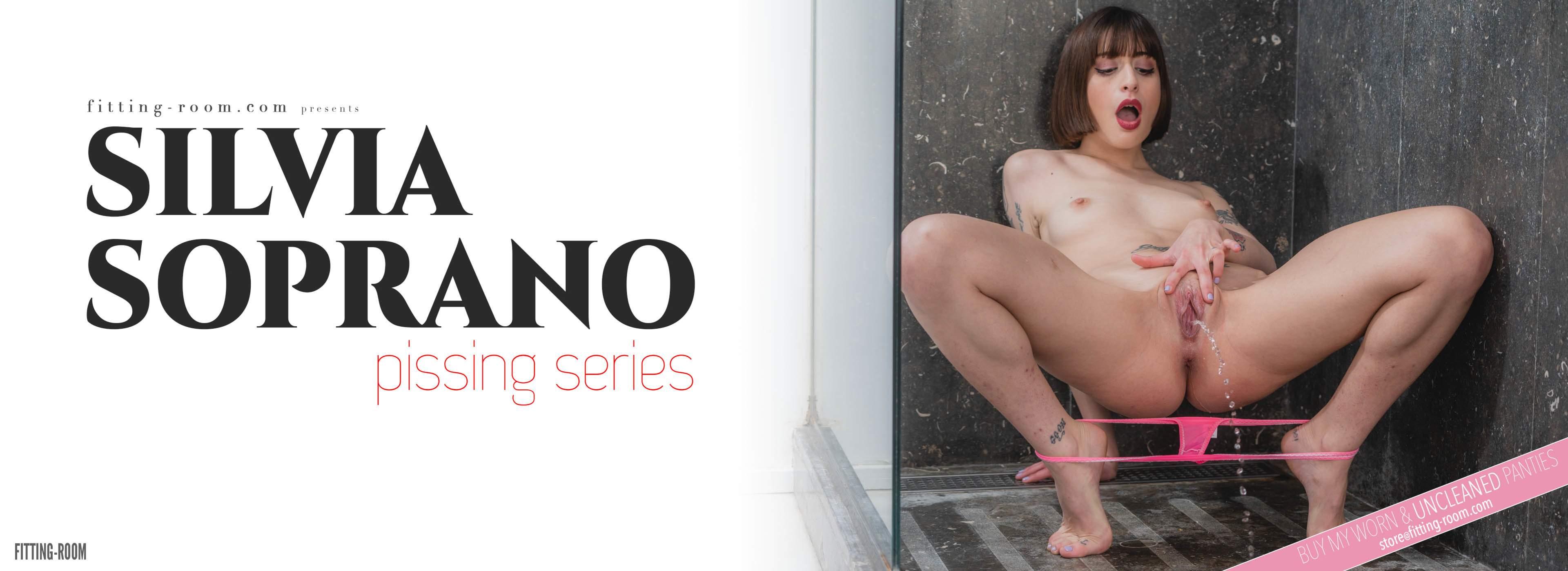 Silvia Soprano | Pissed Panties