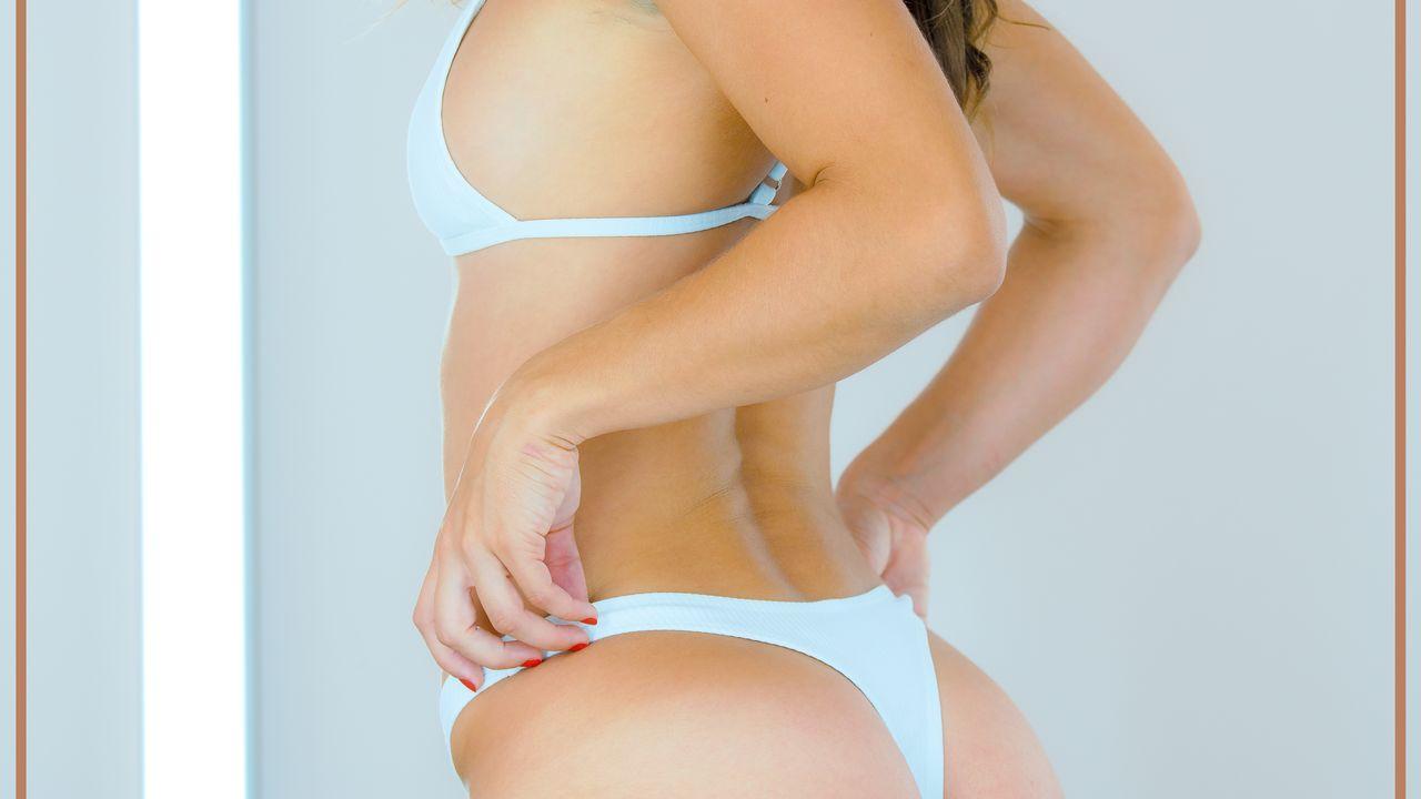 Julia Roca in Bikini collection