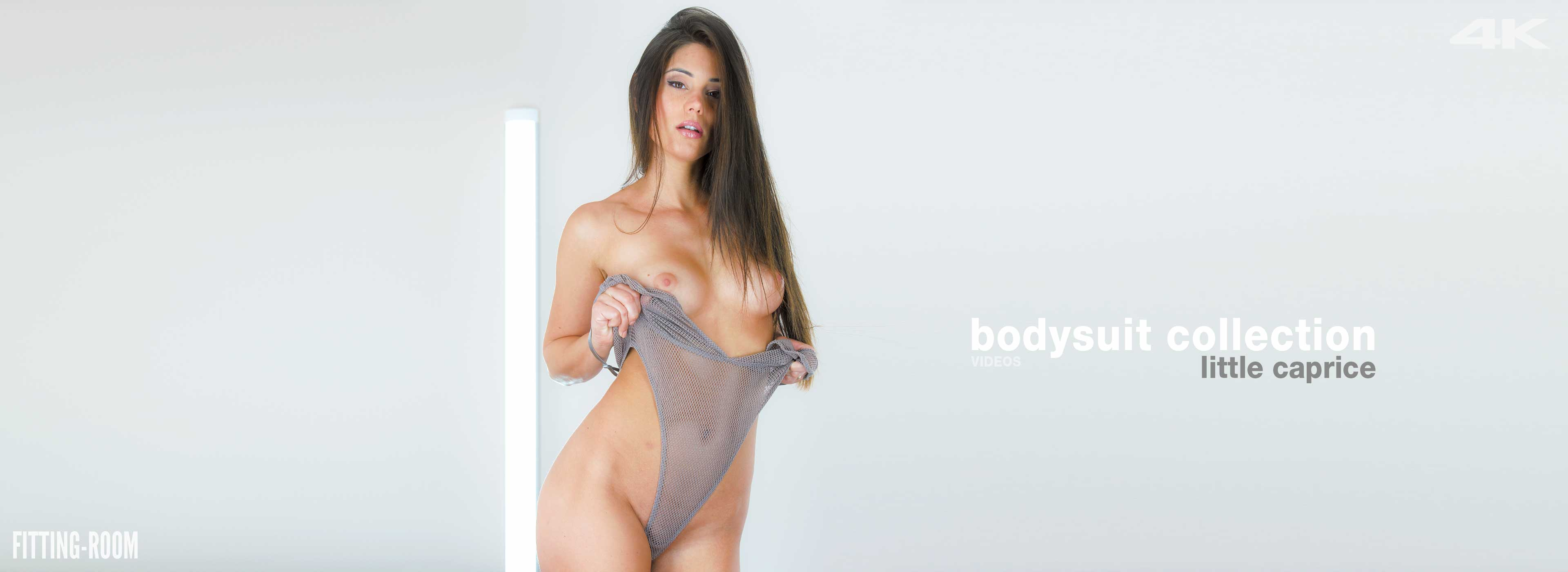 Little Caprice is the most popular one on the Fitting-Room and once you watch her videos, you will see just why that is