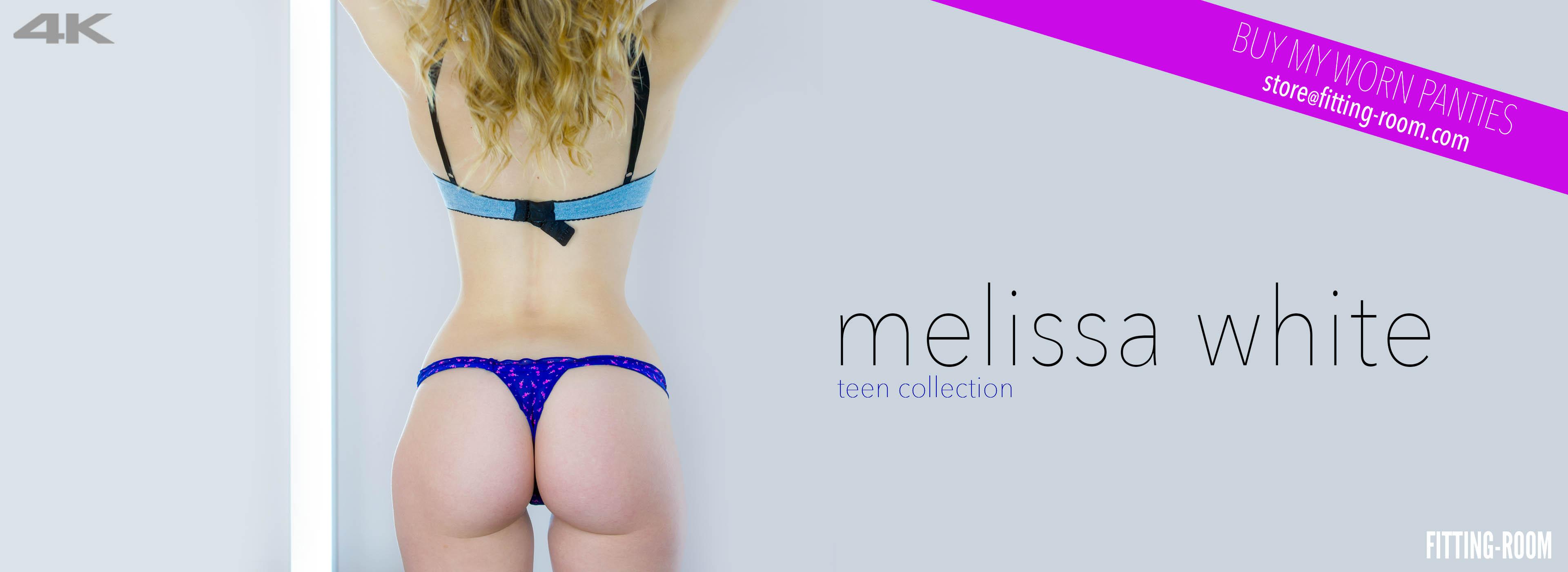 Melissa White | Sweet Booty Italian Teen