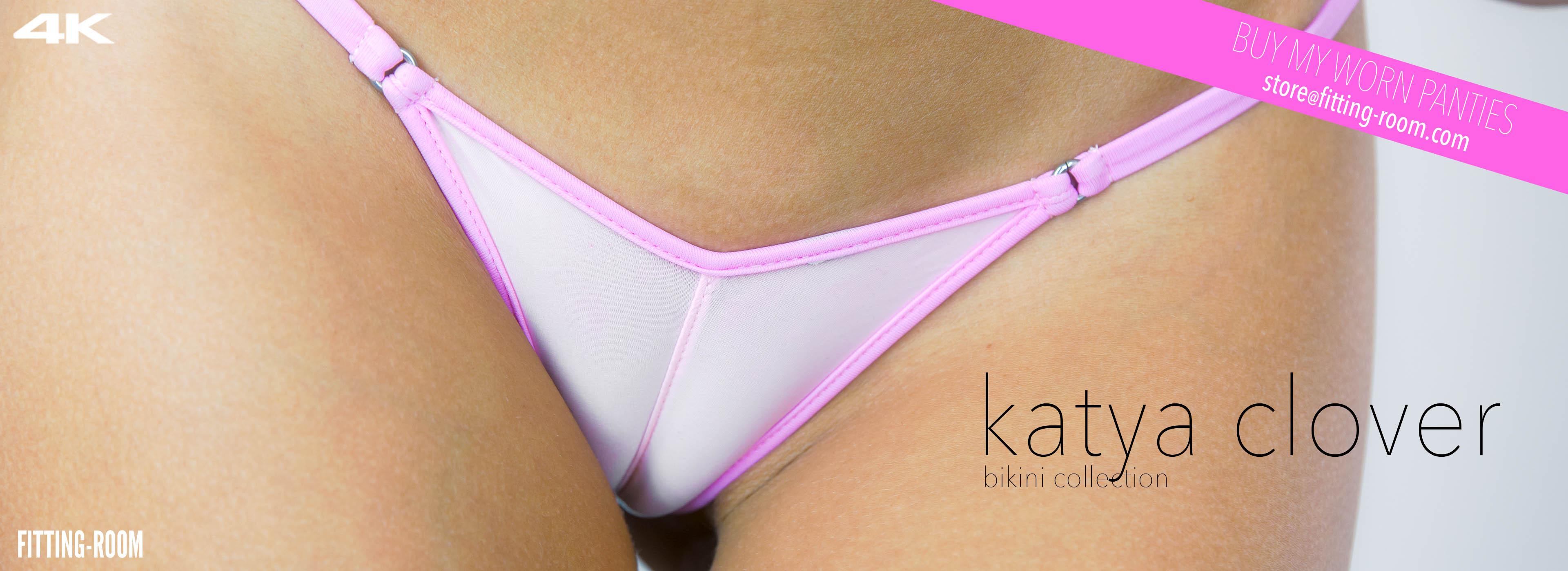 Kayta Clover | Wet Thong Bikini