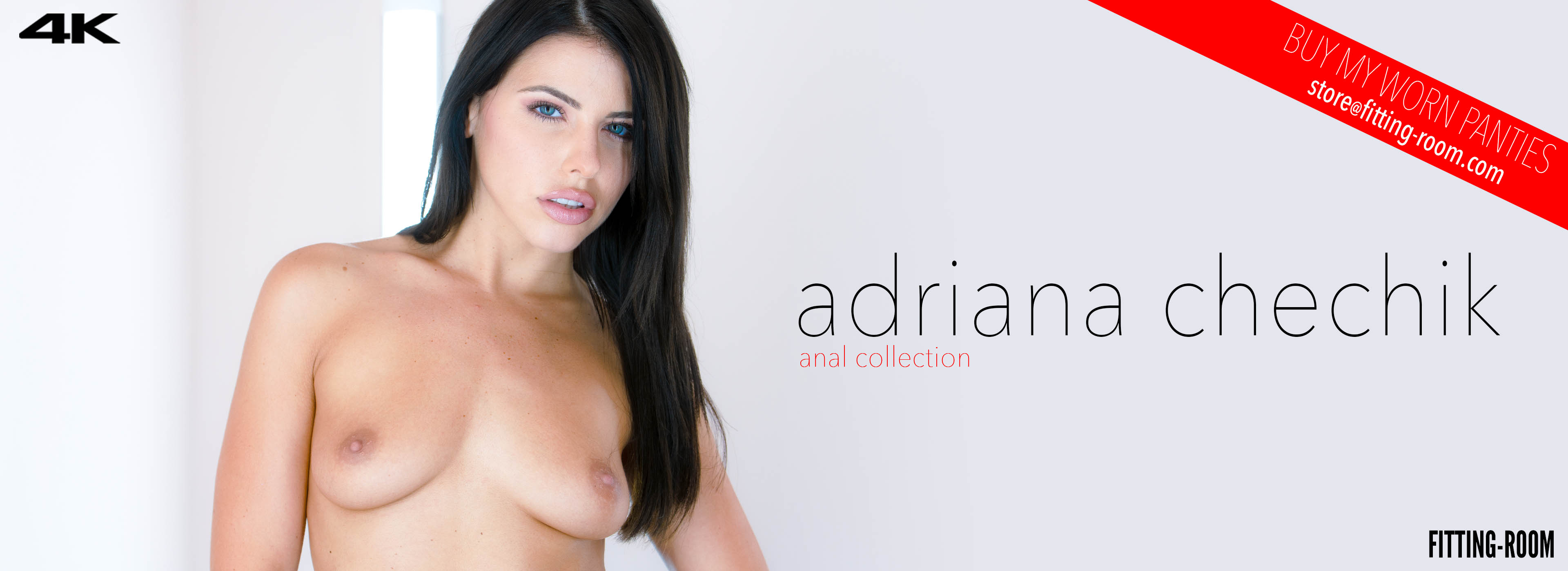 Adriana Chechik | Scrub My Butthole
