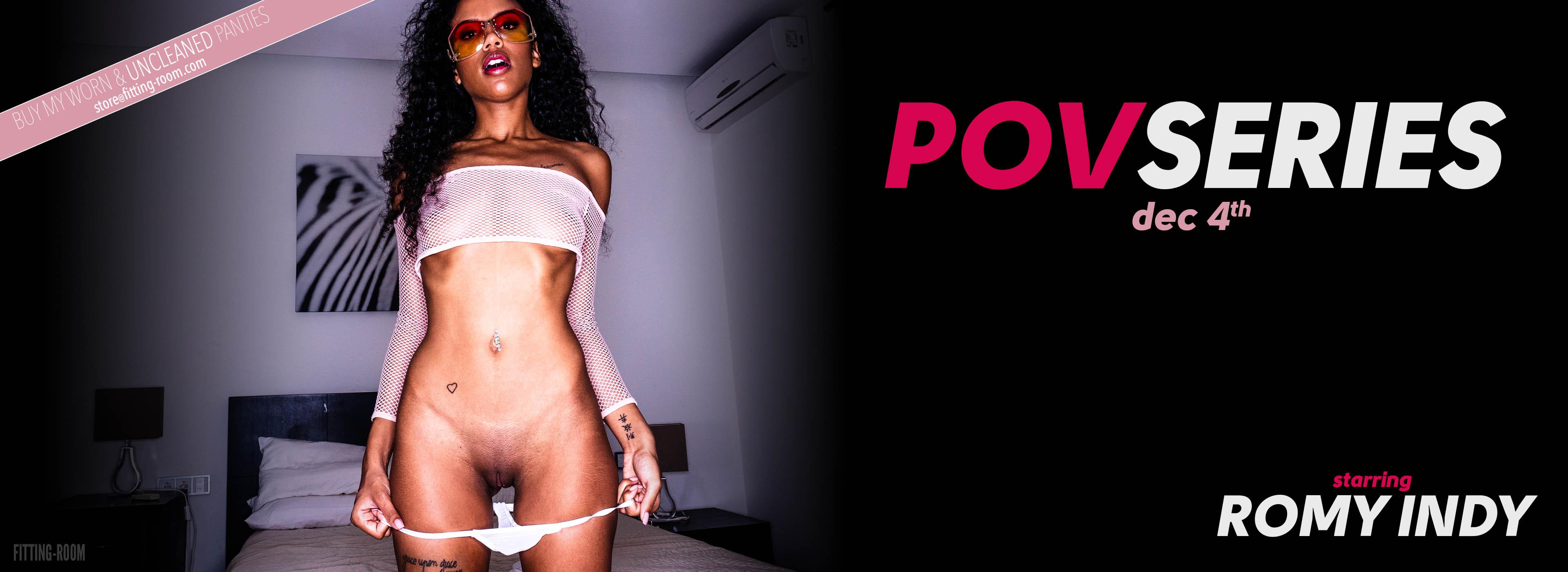 Romy Indy | Erotic Supermodel