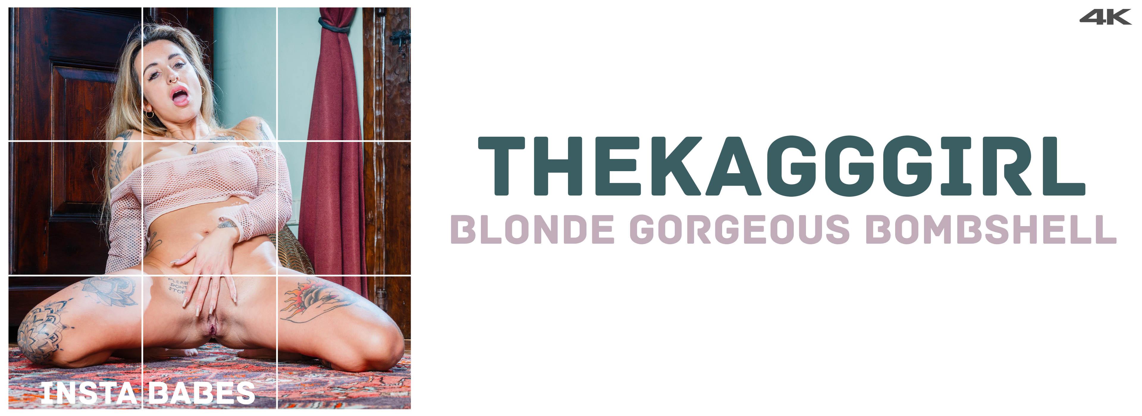TheKaGGGirl | Blonde Gorgeous Bombshell