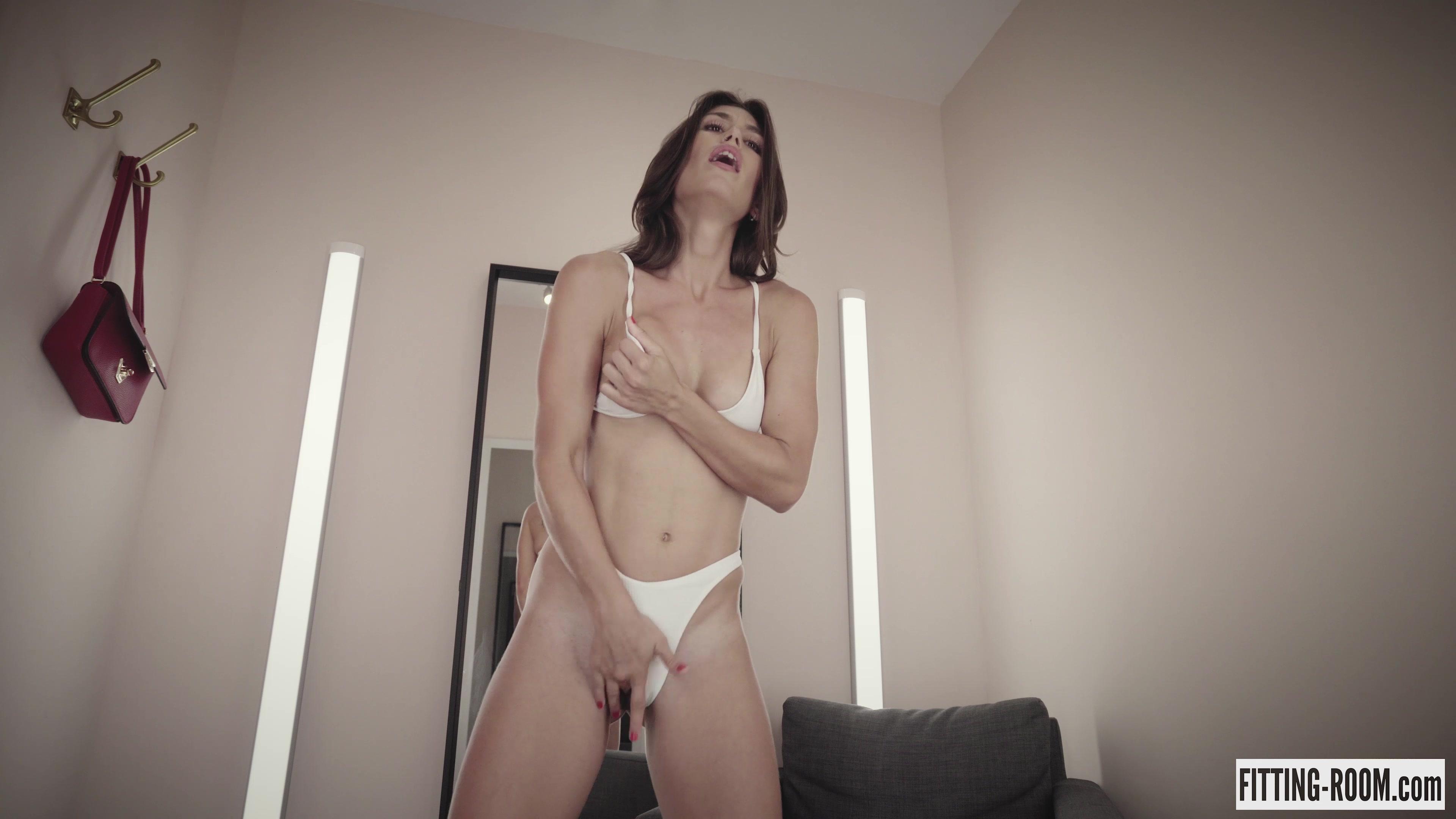 Julia Roca | Big Butt & White Micro Bikini